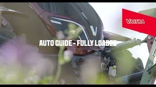 AutoGuide- Totalmente equipado - Valtra Smart Farming (subtitled in Spanish)