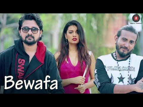 Bewafa - Official Music Video | Mack The Rapper | Siddharth Bhatt | Divya Agarwal