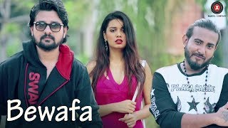 Bewafa - Official Music Video | Mack The Rapper | Siddharth Bhatt | Divya Agarwal