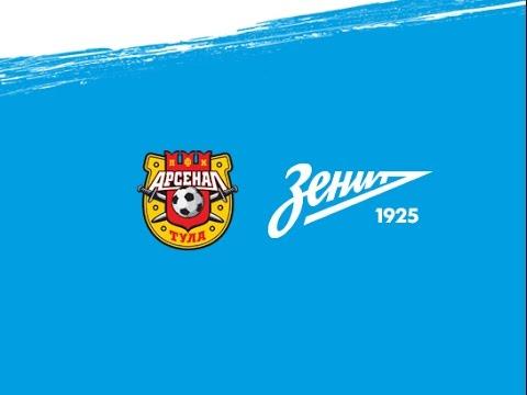 Арсенал - Зенит 0:4 ~  Обзор голов ~ Чемпионат России 2014 ~ 02.08.2014 ~ 1 тур