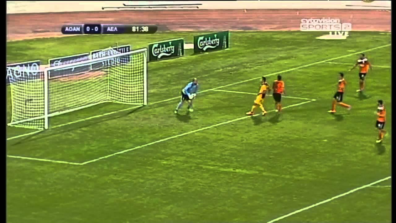 Agia Napa 1-1 AEL Limassol