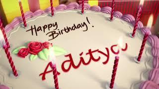 Sk happy birthday to you Aditya Bhaiya