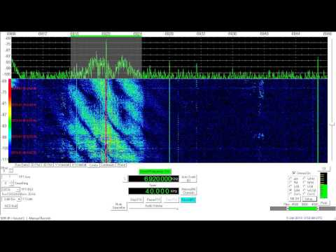Shortwave Pirate Radio - Crazy Wave Radio 6920Khz