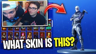 GUESS THAT FORTNITE SKIN! (RARE SKINS) ft. Formula