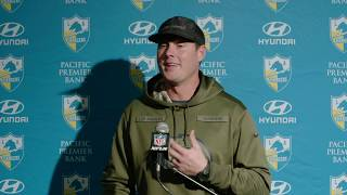 """Philip Rivers: """"There Was a Lot of Good That Came from This Year"""""""