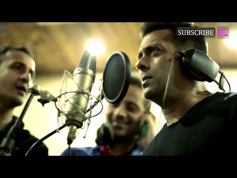 Exclusive: Salman Khan To Make His Singing Debut On Television! video
