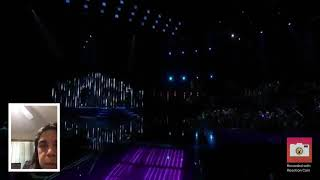 Kelly Clarkson and Rob Stokes - Performance- Chances Are- The Voice season 16.