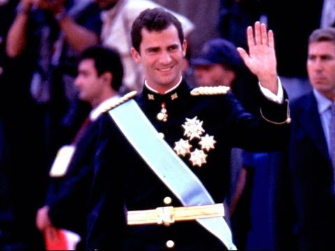 Felipe VI,  Rey de España / King Philip VI of Spain [IGEO.TV]