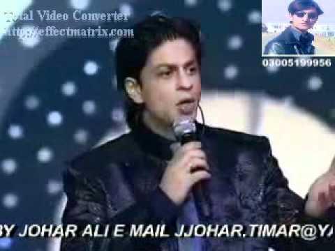 peshawar shahrukh khan tallking about pathan 1 ONE