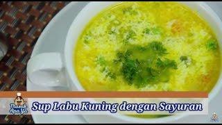 Masak Apa Ya | Sup Labu Kuning dengan Sayuran
