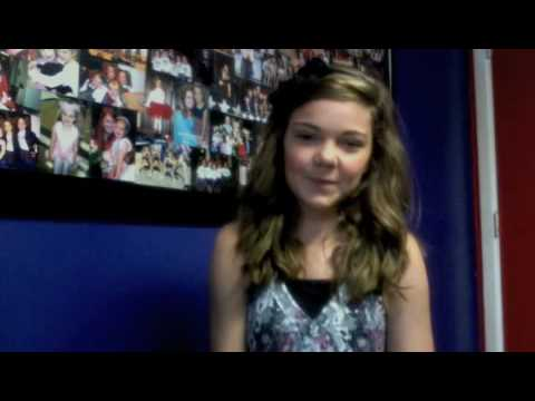 Cactus Cutie Baylee sings Bob Dylan's Make You Feel My Love at Terri Caldwell Music