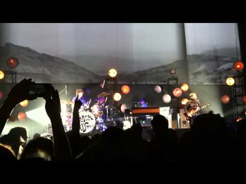 "The Black Keys - ""Gold on the Ceiling"" - Consol Energy Center, Pittsburgh PA 4/30/2013"