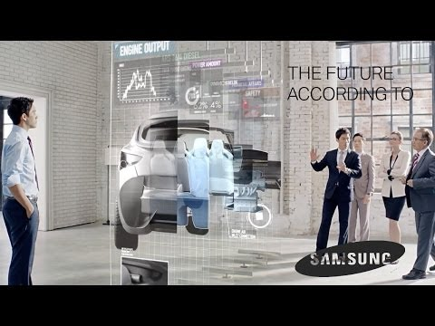 The Future According To Samsung