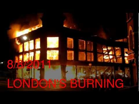 Kaizer Place - Londons Burning