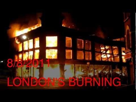 Kaizer Place - Londons Burning
