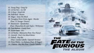 (Soundtrack) The Fate Of The Furious (Fast & Furious 8)