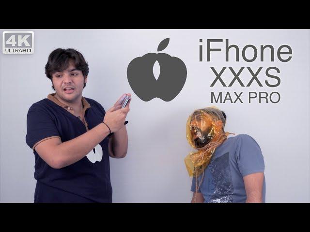 Double Apple iFhone  iPhone Parody  Ashish Chanchlani  4K UHD With English Subtitles
