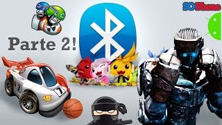 Top 12 Juegos Multijugador por Bluetooth PARTE 2!! Android