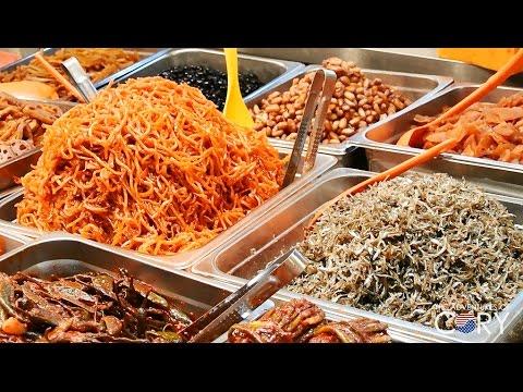 KOREAN FOOD PORN: Ep. 1 - Gwangjang Market  (한국의 먹거리 1탄: 광장시장 )