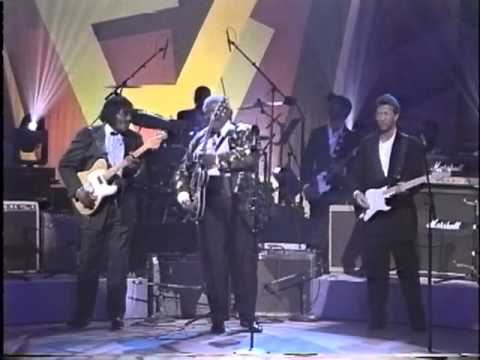 BB King, Jeff Beck, Eric Clapton, Albert Collins&Buddy Guy - Apollo Theater 1993 Part 2