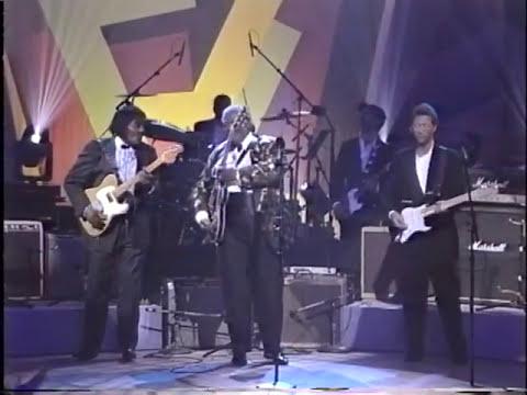 B.B. King, Jeff Beck, Eric Clapton, Albert Collins & Buddy ...