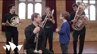 George Meets The Orchestra An Introduction To The Orchestra For Children