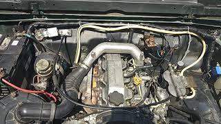 Toyota 2c engine fitting in gypsy (9429755025) ....