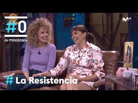 LA RESISTENCIA - Entrevista a Esther Acebo y Mariam Hernández | #LaResistencia 20.03.2019
