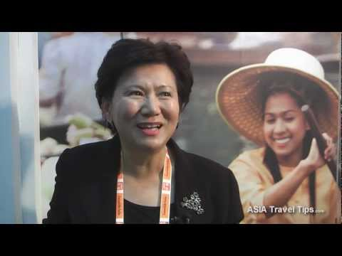 Thailand Tourism Interview with TAT - HD