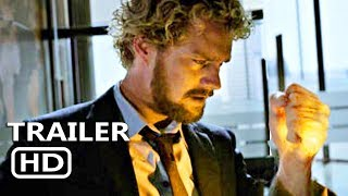 MARVEL'S IRON FIST SEASON 2 Official Trailer (2018) Netflix