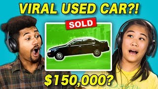 download lagu Teens React To Viral S: Used Car Commercials gratis