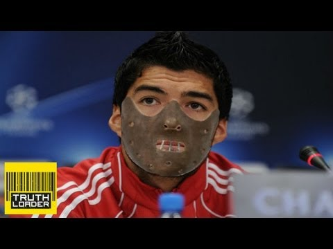 Luis Suarez bites someone and Anonymous calls for CISPA blackout - Truthloader