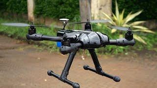 Drone Vôo Long Range Voando da Roça até a Cidade