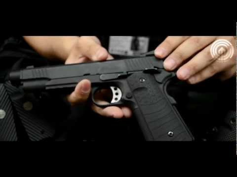 SOCOM GEAR (HD) - Double Star Combat Pistol .45