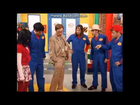 Imagination Movers Clip - Finders key-pers, post