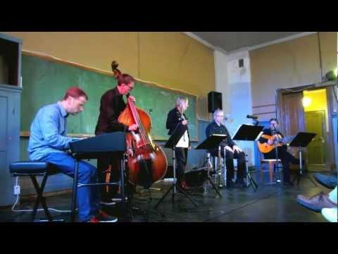 Gruppen POEME med Erik Steen&Johan Alenius i Kulturhus Tandla Skola