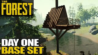 Second Best Survival Game Ever? | The Forest Gameplay | E01