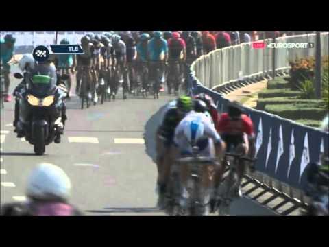 Dubai Tour 2016: Kittel wins stage 1 Cycling