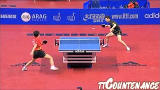 Table Tennis Best Point 2