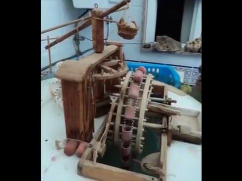 Trabajos en madera ram rez youtube - Trabajos manuales en madera ...