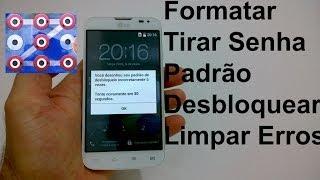 Como Desbloquear o LG L70, D325, L40, L65 e L90 [Hard Reset]