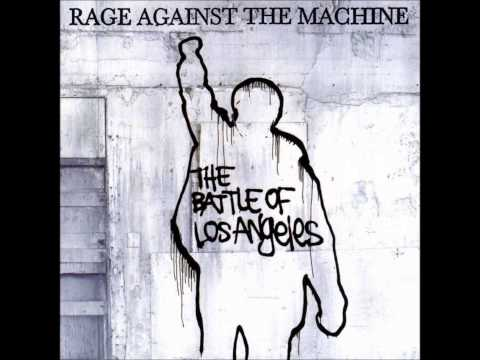 Rage Against The Machine - The Battle Of Los Angeles (Full Album) [HD]