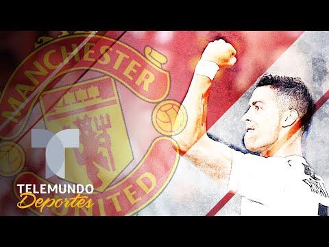 ¡Paren todo! CR7 vuelve a Old Trafford | UEFA Champions League | Telemundo Deportes thumbnail