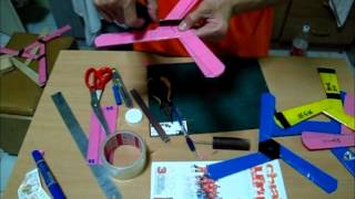 HOW TO MAKE Boomerang THAILAND.2.wmv