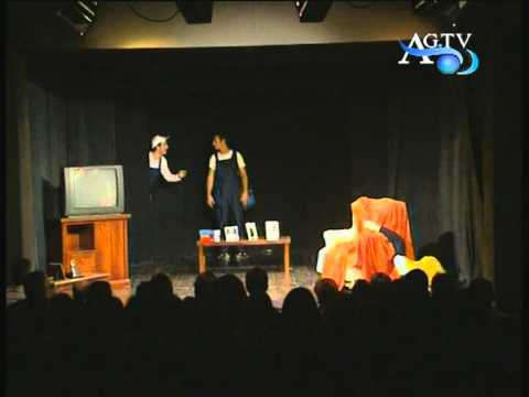 Agrigento, tutto esaurito per Ficarra e Picone AGTV 05-10-2010.mpg