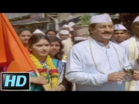 Bhet Vhavi Vithurayachi, Suresh Wadkar - Maher Maze He Pandharpur Devotional Song