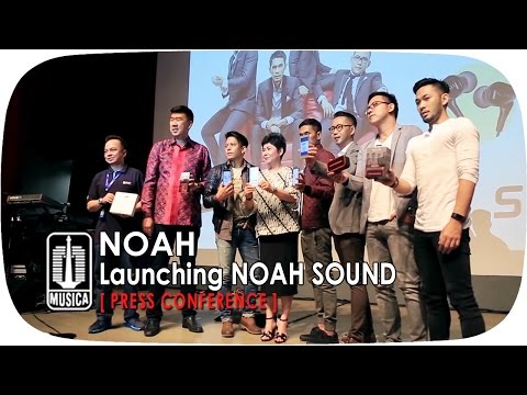 download lagu Launching NOAH SOUND gratis