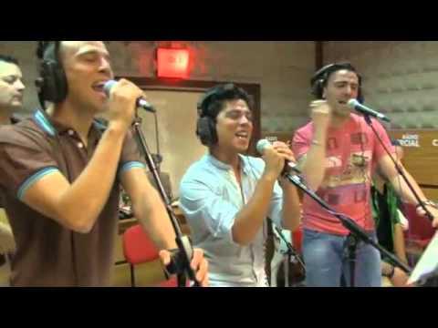 Vasco Palmeirim e Anjos dedicam música a Jorge Jesus