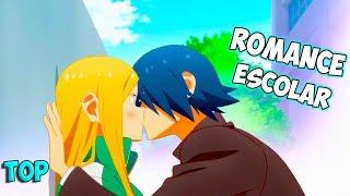 8 MEJORES Animes de ROMANCE ESCOLAR 2018