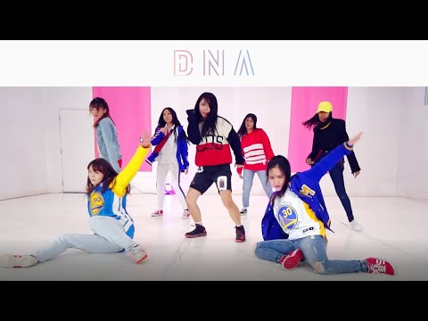 [EAST2WEST] BTS (방탄소년단) - DNA Dance Cover (Girls Ver.)